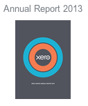 Xero Annual Report 2013