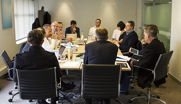 Xero board meeting