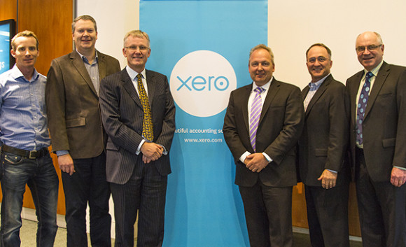 Xero accounting software board members