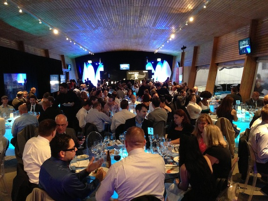 Xerocon awards dinner