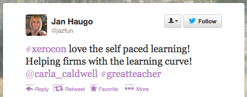 tweet_jazselflearning
