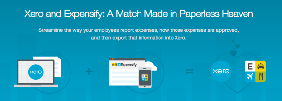 Xero and Expensify