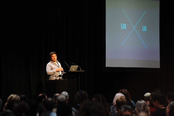 UX Design Day speaker Phil Fierlinger