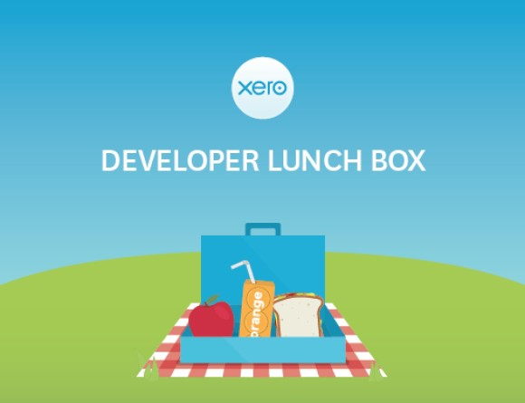 Xero Developer Lunch Box