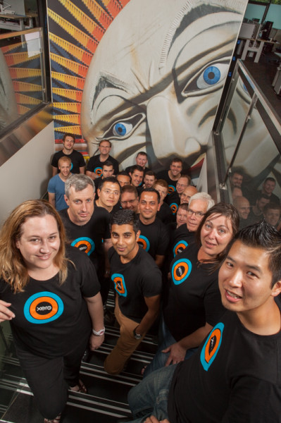 Australian team based in Melbourne's second Xero office