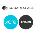 Squarespace and Xero