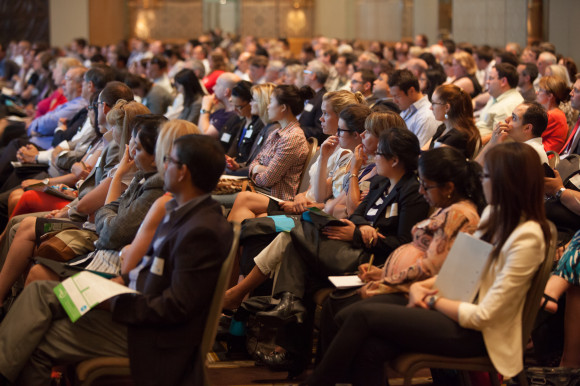 Xero roadshow audience in Australia