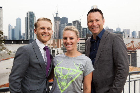 Wealth Enhancers pose for a photo after becoming Xero's first Australian Financial Advisor to reach Gold status