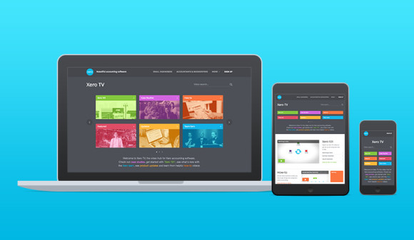 Xero TV on any device