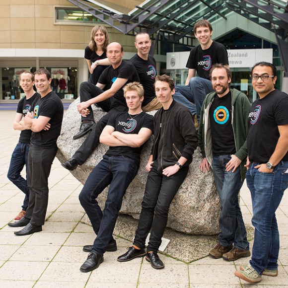 Sniper developer team at Xero accounting software
