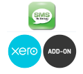 SMS My Debtors Xero Add-on