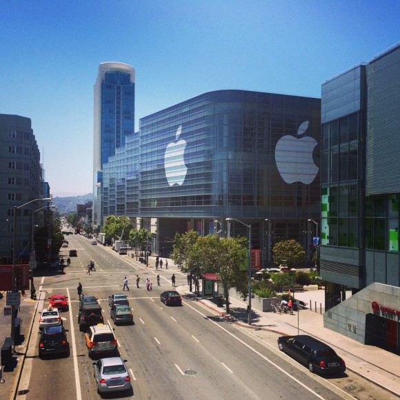 Apple Worldwide Developer Conference in San Francisco