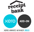 Receipt Bank and Xero