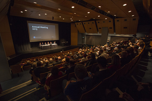 Xero's Annual Meeting in 2013
