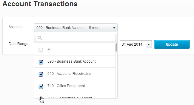 how to create transactions in xero