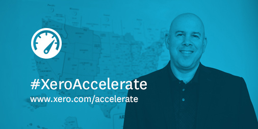 Xero Accelerate instructor Bruce Phillips