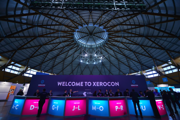 Xerocon venue in Sydney