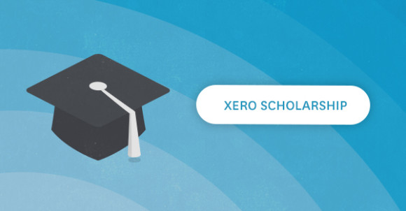 Enter in the next week to be eligible for Xero's accounting, economics or finance scholarship