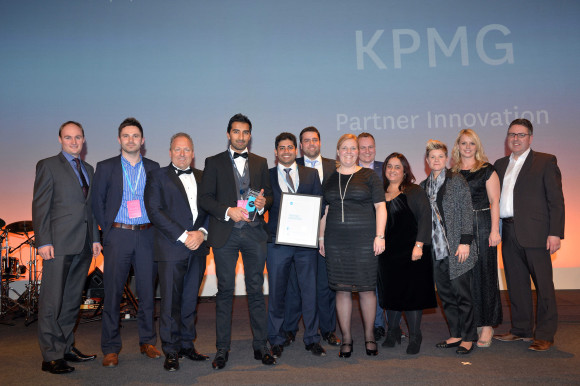 xero awards kpmg