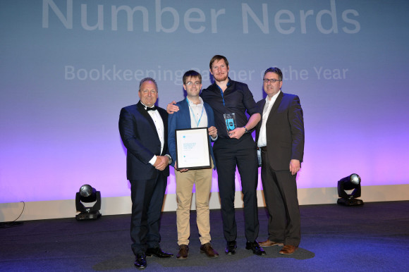 xero awards number nerds