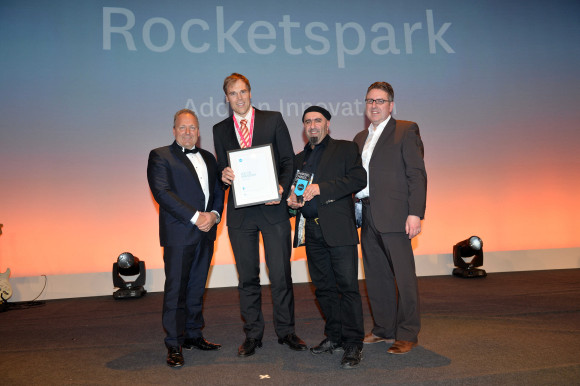 xero awards rocketspark