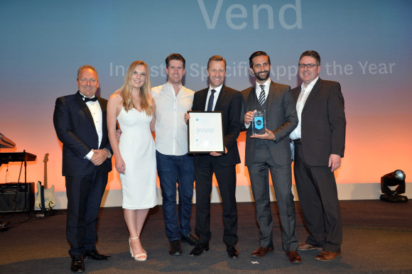 xero awards vend