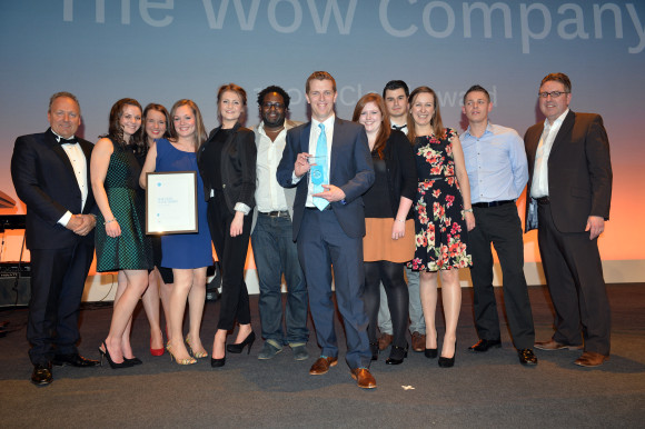 xero awards wow company