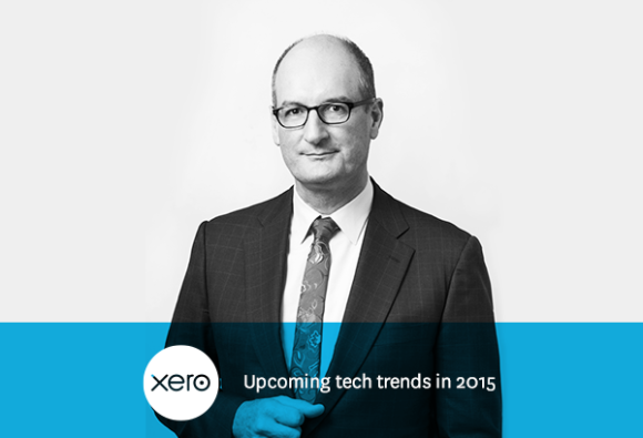 DAvid Koch gives his take on tech trends for 2015