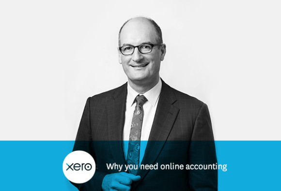 David Koch believes online accounting improves business