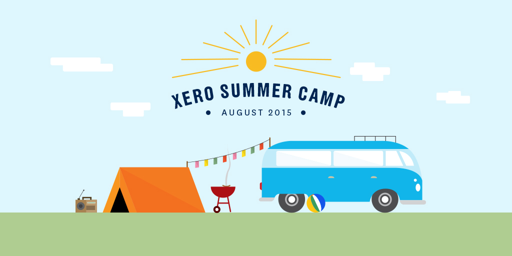 Summer Camp Set To Sizzle Xero Blog
