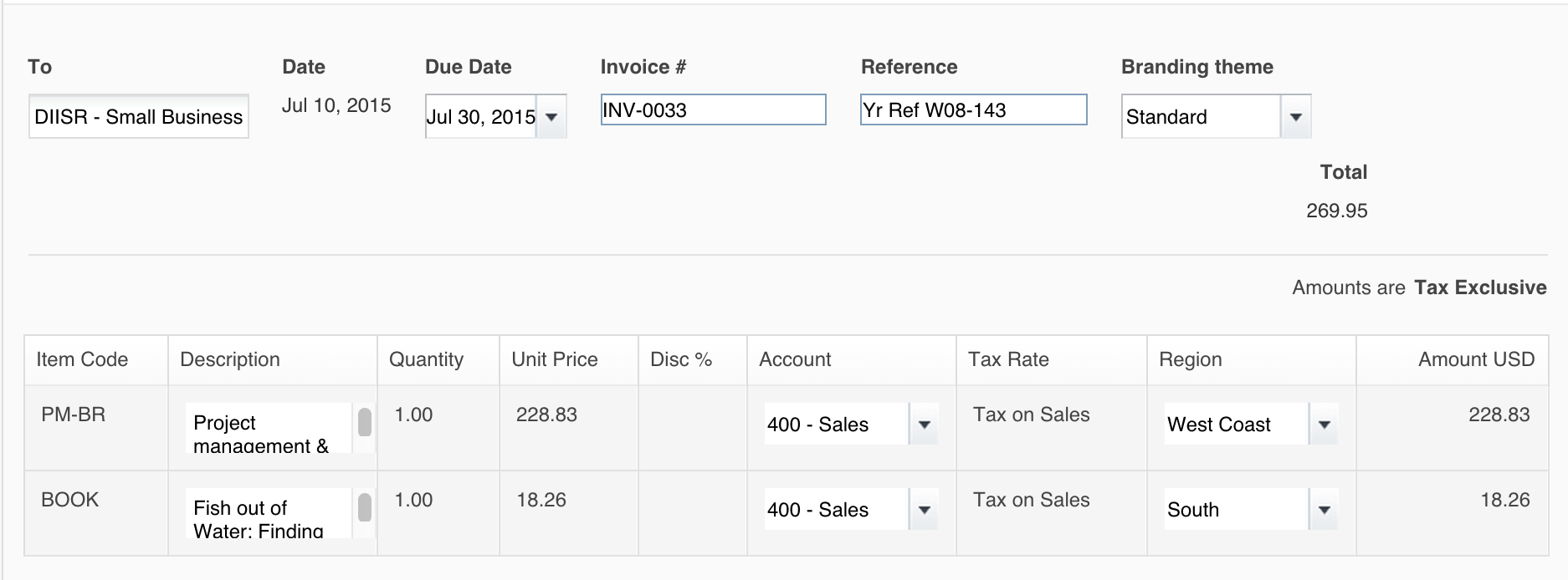 Invoicing Tracked Changes  Invoices.com