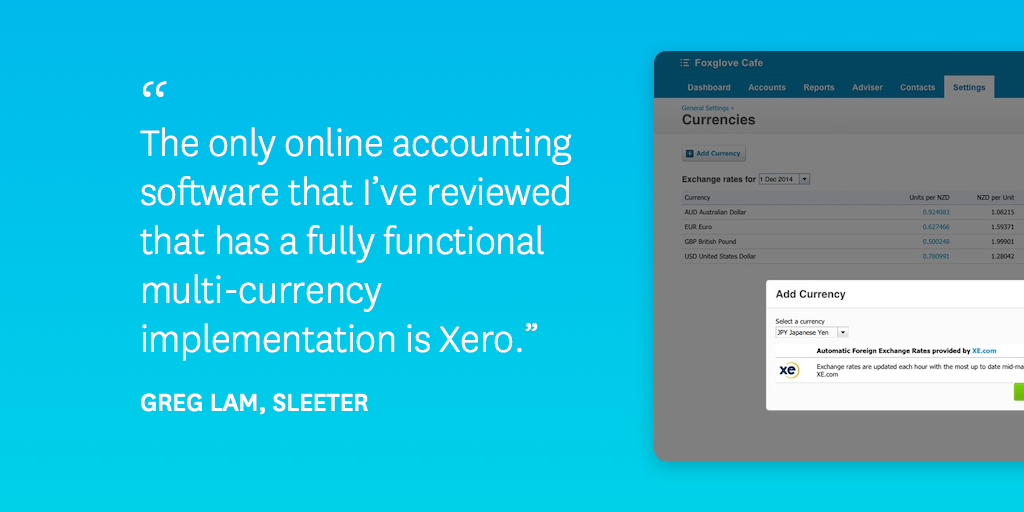 multi-currency-xero-rod