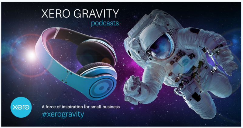 Xero Gravity Podcast