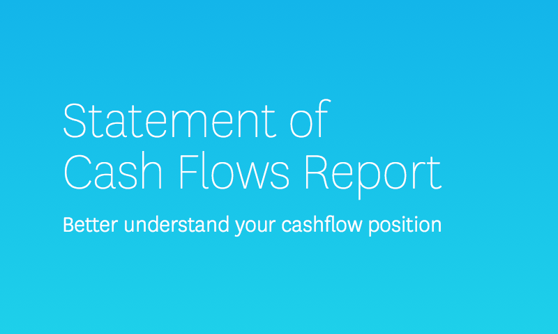 statement of cash flows for business xero blog