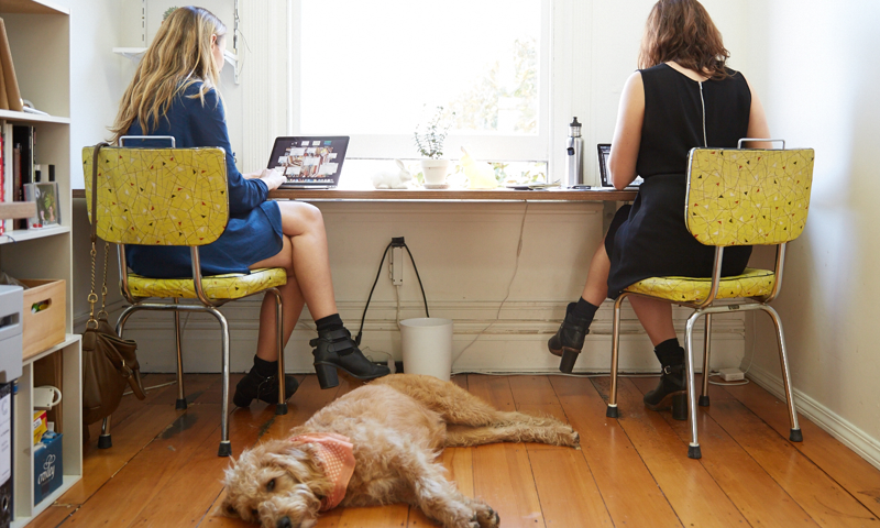 A coworking space could be perfect for your new business