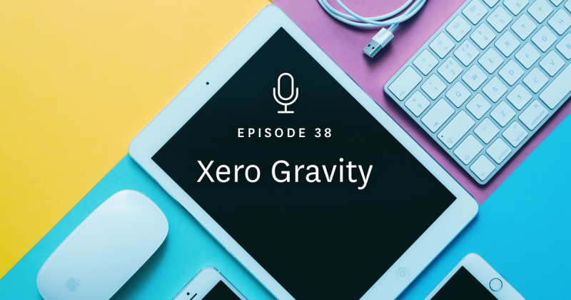 Xero Gravity - social media the ins and outs of marketing