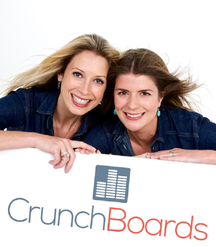 crunchboards founders share their advice