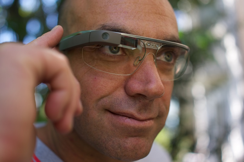 wearable tech google glass