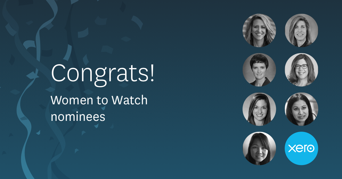 calCPA women to watch award nominees