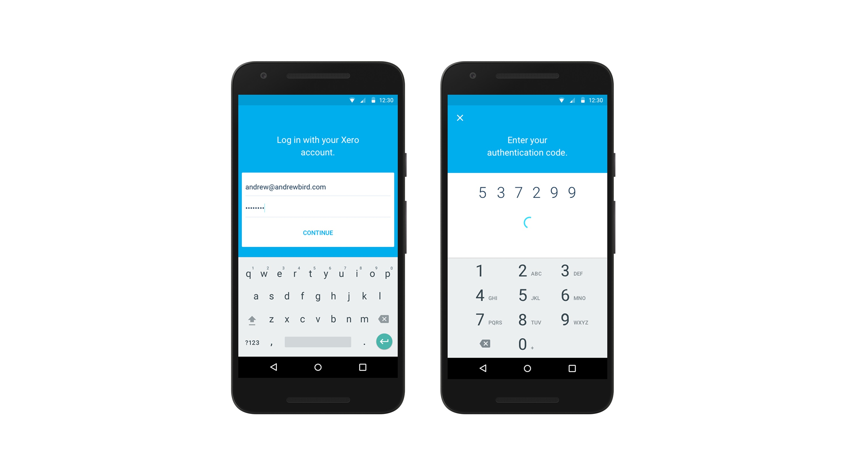 2SA-blog xero for android
