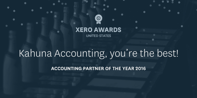 Accounting Partner of the Year
