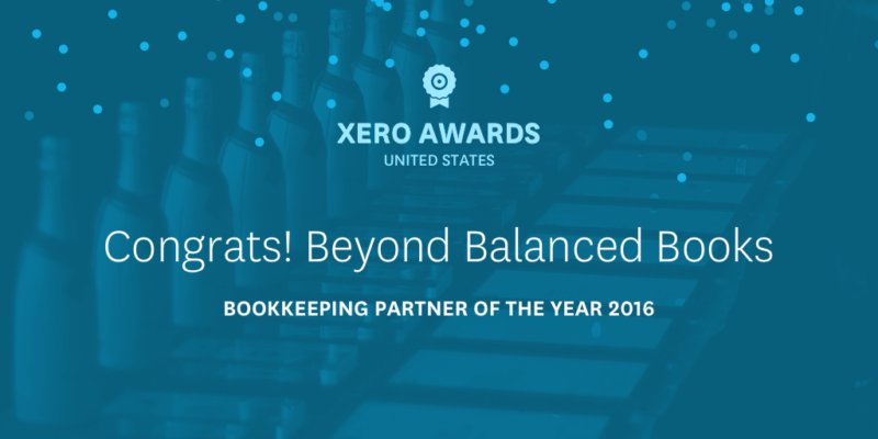 Bookkeeping Partner of the Year