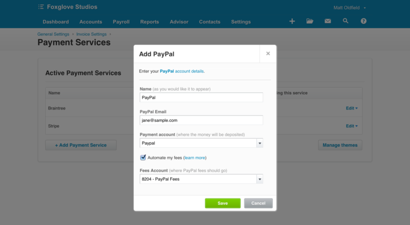 payment-services-paypal-settings