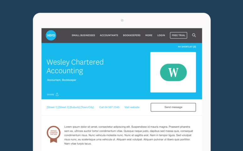 New Recognition For Growing Partners With Xero Certified