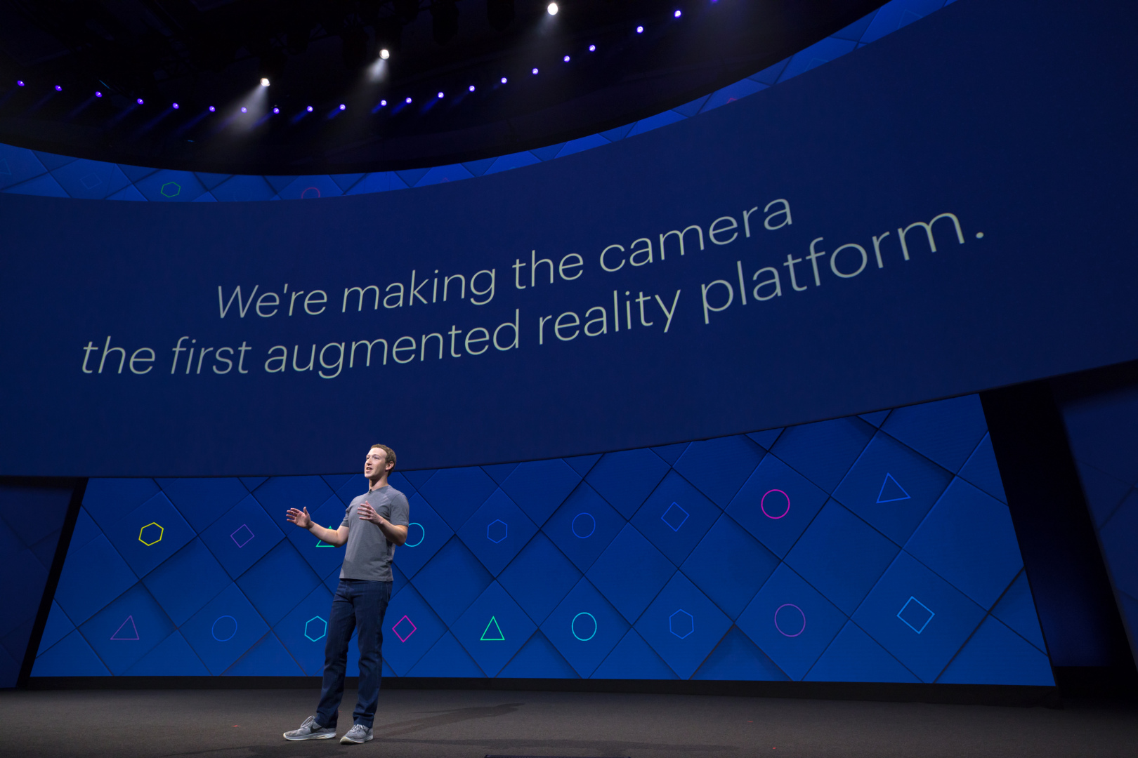 F8: Facebook paves a 10-year roadmap with AI and AR key