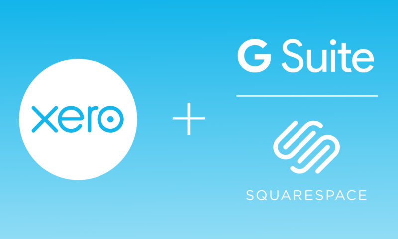 G Suite Squarespace Xero A Match Made In The Cloud Rype Group - Invoice templates microsoft word streetwear online store