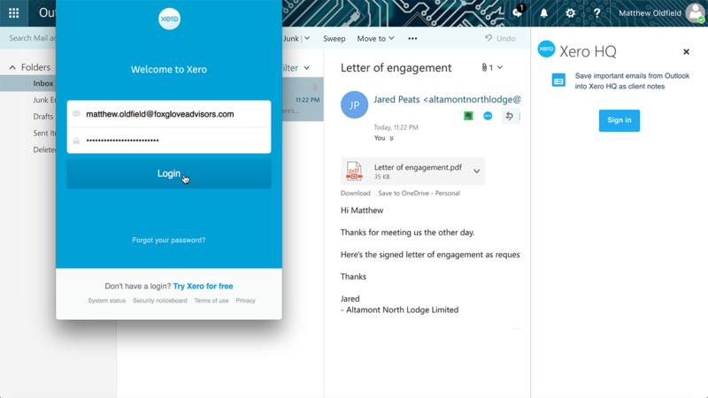 Xero HQ emails