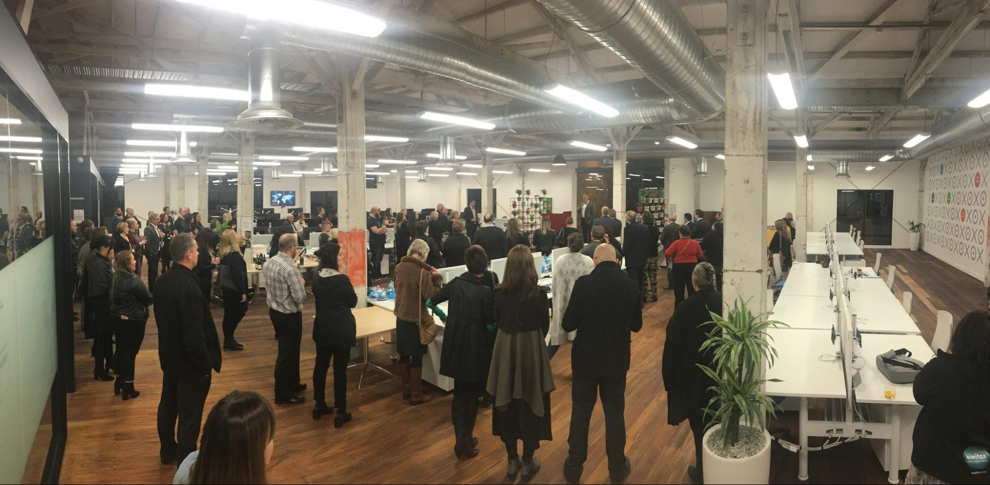 Hawkes Bay Office Opening Xero Blog Rewiring An Old House Nz