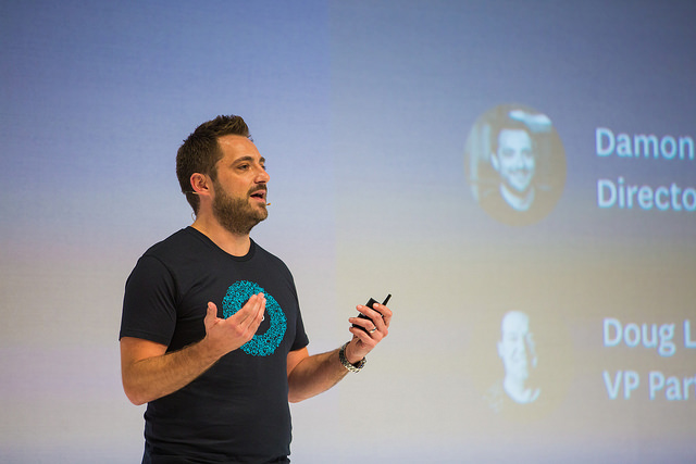 Damon Anderson, Director of Partner, Xero
