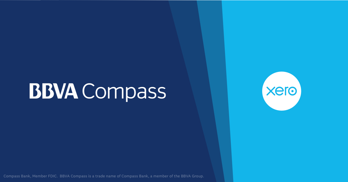 Xero And Bbva Compass Giving Small Business Owners And Their
